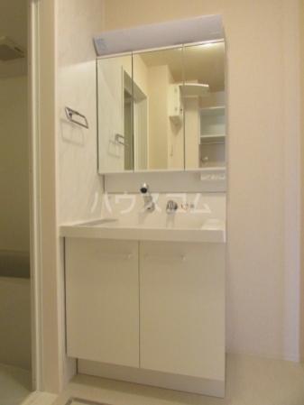 セジュール雅 A棟 105号室の洗面所