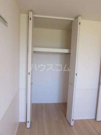 セジュール雅 A棟 105号室の収納