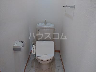 フォンターナ伏石 A棟 105号室のトイレ