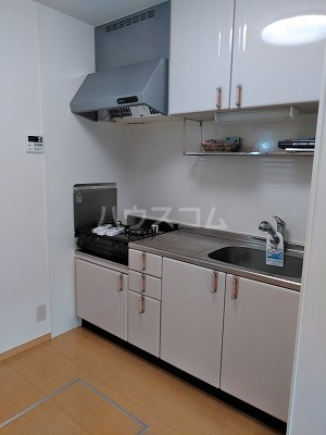 フォンターナ伏石 A棟 105号室のキッチン