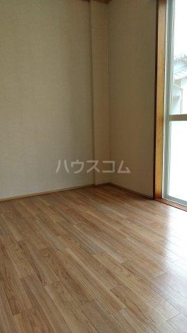 フォブール高崎 102号室のベッドルーム