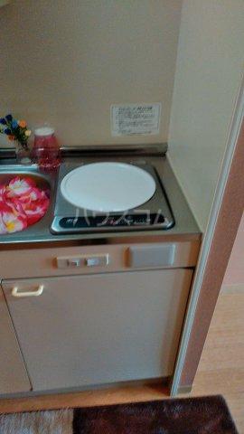 フォブール高崎 102号室のキッチン