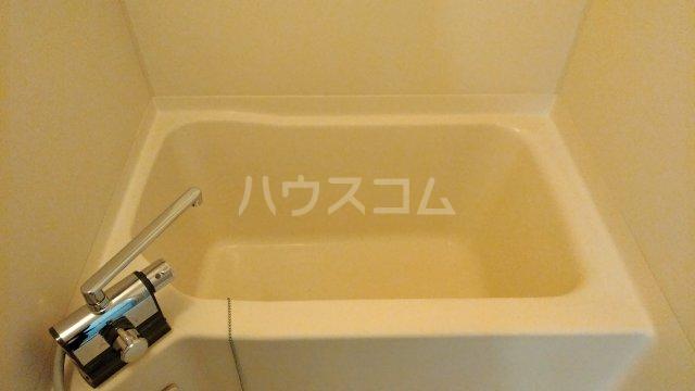 フィネス三条 302号室の風呂