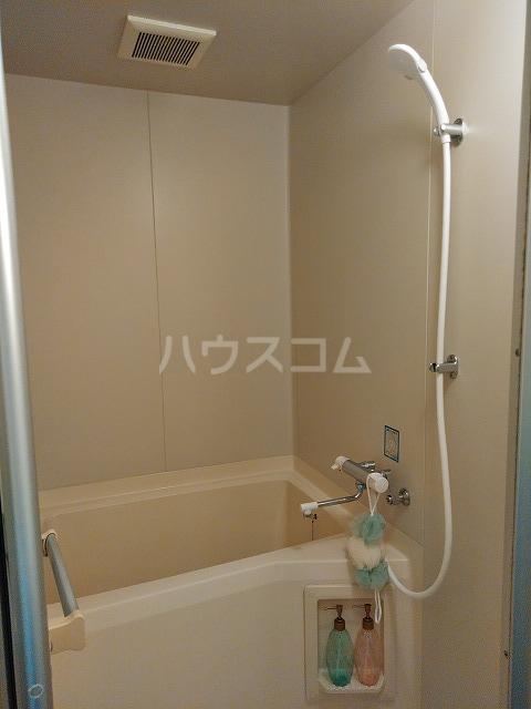 ヴィラ橋本 A棟 102号室の風呂