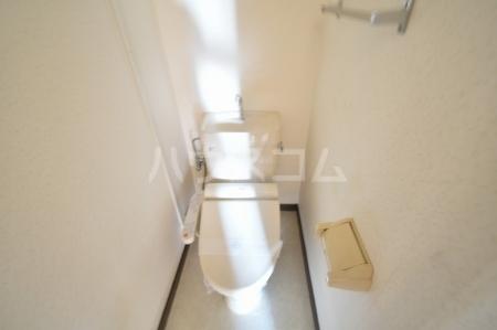 二ツ橋ハイツ 301号室のトイレ