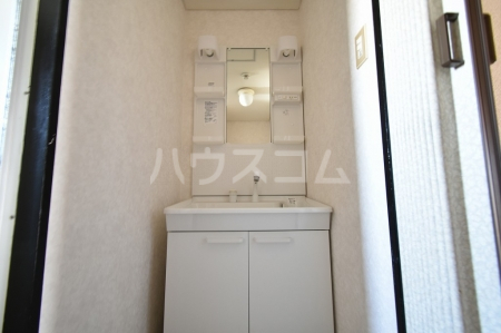二ツ橋ハイツ 301号室の洗面所
