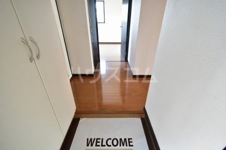 二ツ橋ハイツ 301号室の玄関