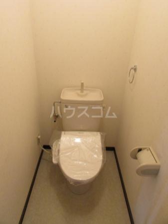 Gnosis Ⅱ 101号室のトイレ