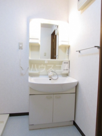 Gnosis Ⅱ 101号室の洗面所