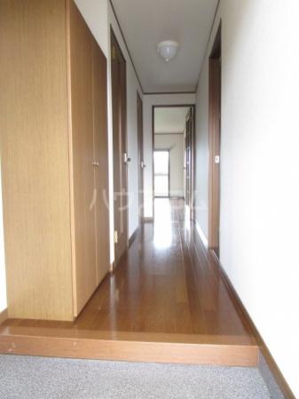 Gnosis Ⅱ 101号室の玄関