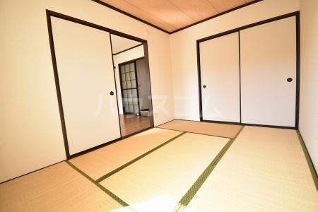 三宝ハイツ A棟 A202号室の居室