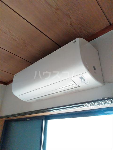 セントラルハイツ 201号室の設備