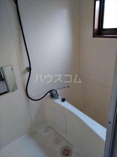 セントラルハイツ 201号室の風呂