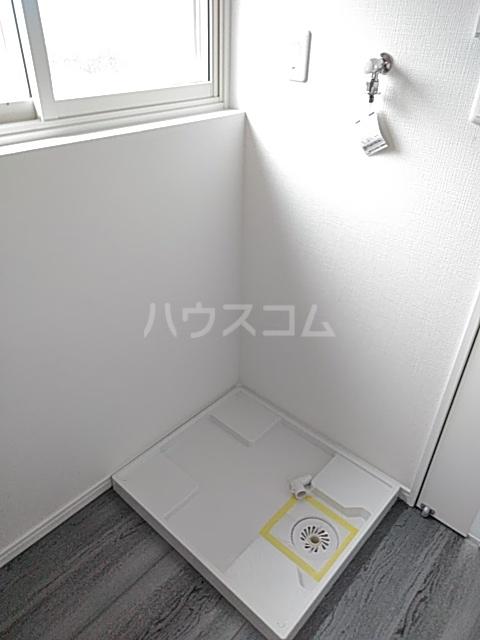 ヤングツリーズ 201号室の洗面所
