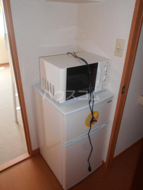 レオパレスグランシャリオⅡ 101号室の設備