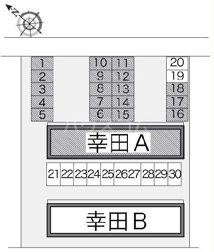 レオパレス幸田A 105号室のその他