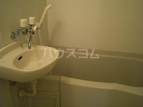 レオパレス幸田A 105号室の洗面所