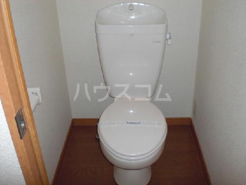 レオパレス幸田A 205号室のトイレ