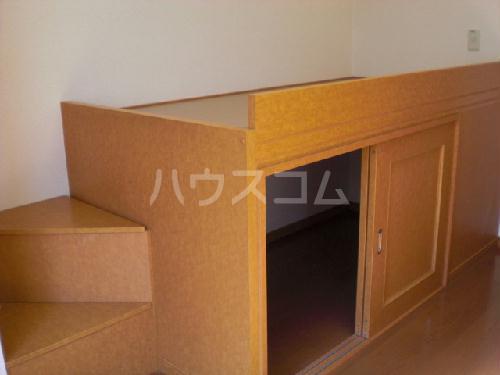 レオパレス幸田A 205号室の収納