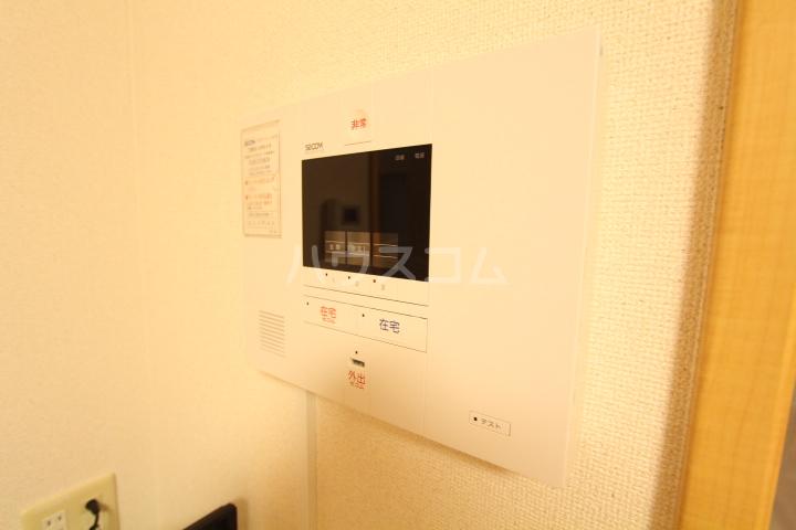 レオパレスグランズ浄水 106号室のセキュリティ
