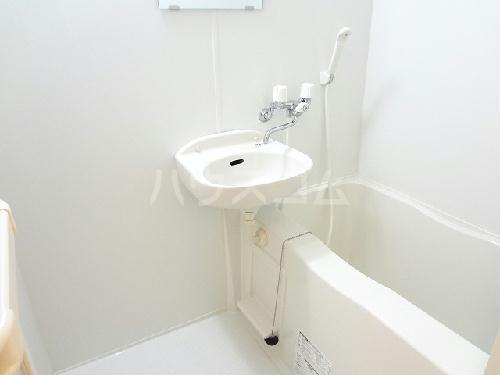 レオパレスYAHAGIⅠ 401号室の洗面所