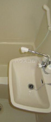 レオパレスコンドル 205号室の洗面所
