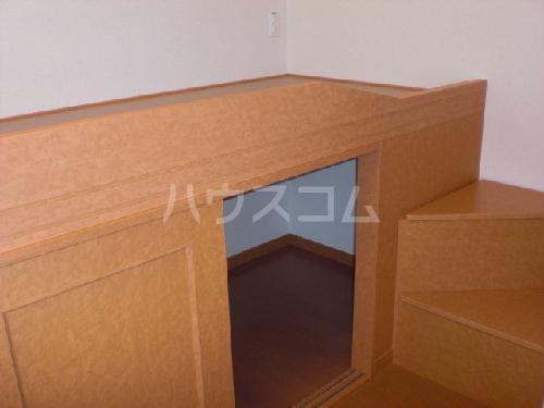 レオパレスベルダカーサ 208号室の収納