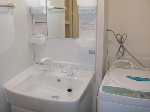 レオネクスト吉良吉田 204号室の洗面所