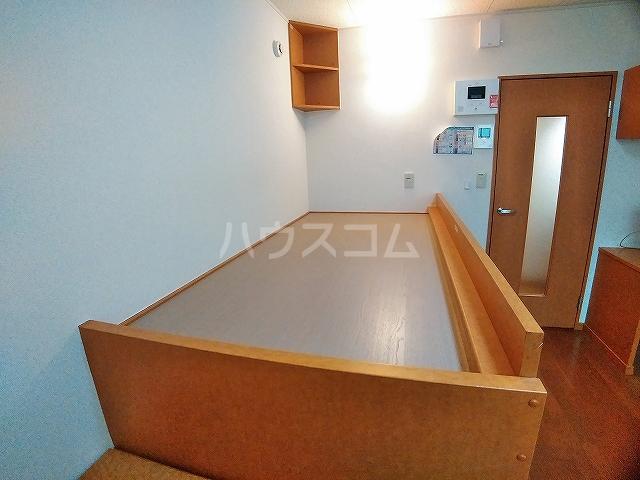 レオパレスエパティーク 106号室のベッドルーム