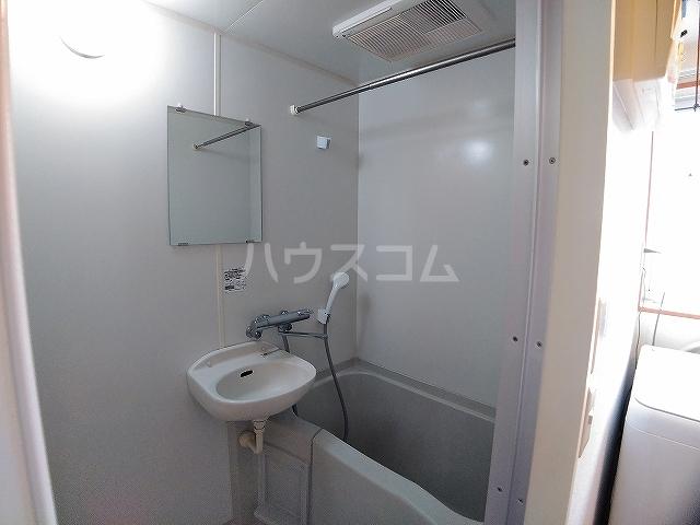 レオパレスエパティーク 202号室の風呂