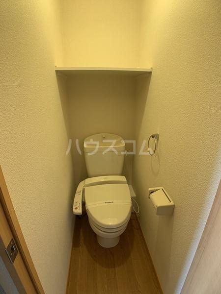 レオパレスバローネⅡ 309号室のトイレ