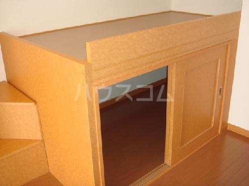 レオパレスコンフォート吉良 105号室の収納