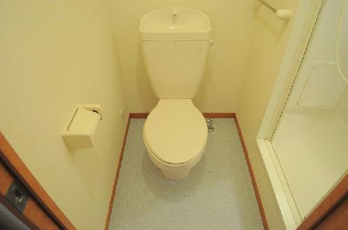 レオパレス松島中前 304号室のトイレ