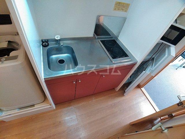 レオパレス大和 203号室のキッチン