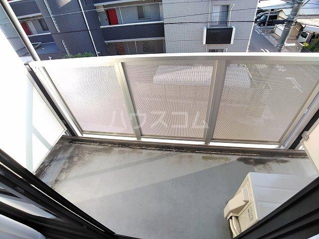 レオパレス大和 307号室のバルコニー