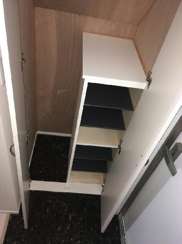 クレイノリバーサイド 203号室の収納