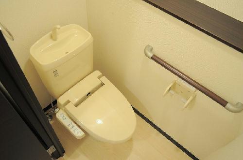 レオネクストエスベランサ 209号室のトイレ