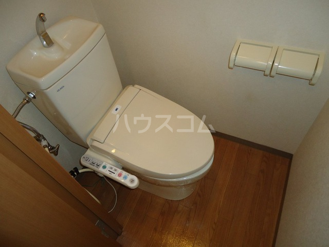 ベル・グラース 00103号室のトイレ