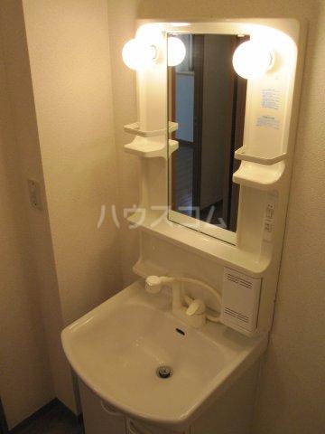 シャーロックホームZU 105号室のトイレ
