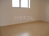 ル・リオン 00202号室のベッドルーム