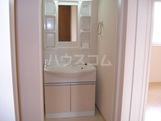 ル・リオン 00202号室の洗面所