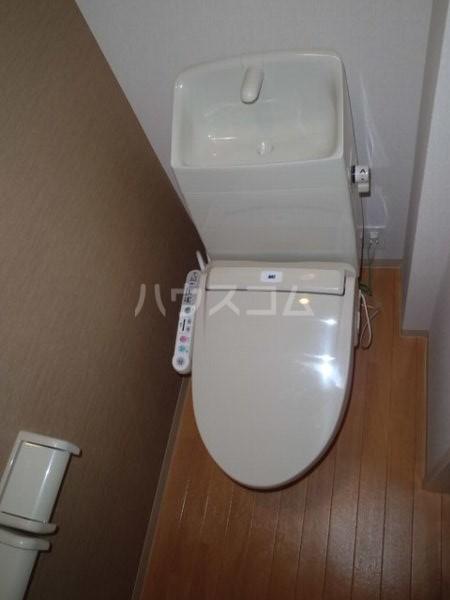ルミエール 101号室のトイレ
