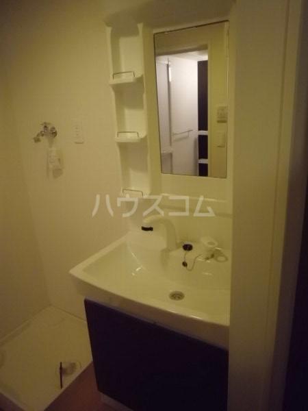 ルミエール 101号室の洗面所