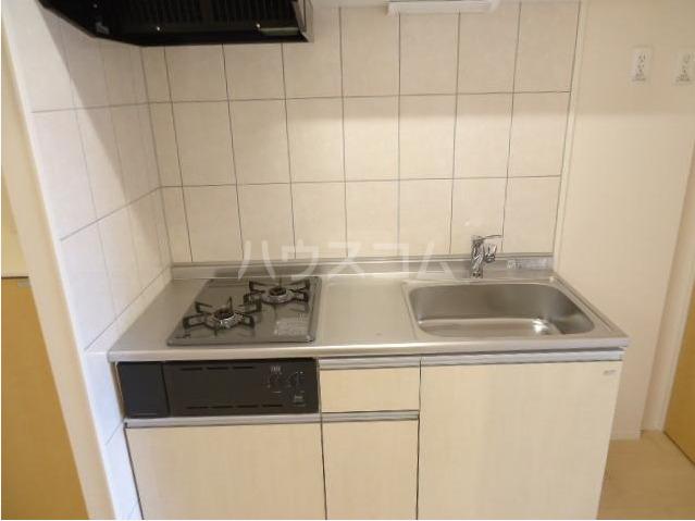 Sereno 205号室のキッチン