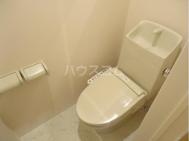 Sereno 205号室のトイレ