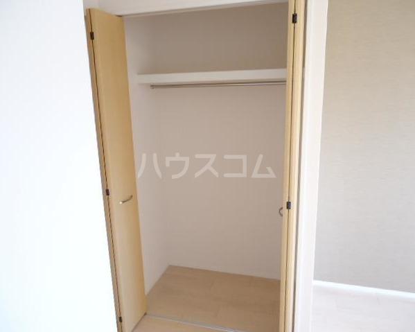 Sereno 205号室の収納