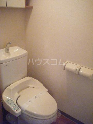ガーデンヒル 106号室のトイレ