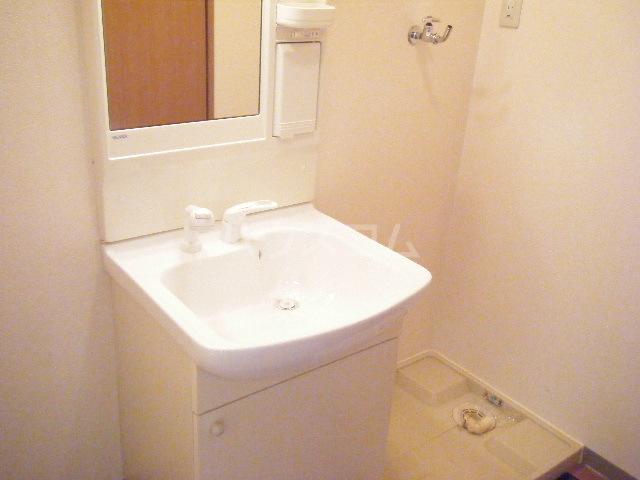 ガーデンヒル 106号室の洗面所