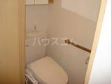 Illumina 105号室のトイレ