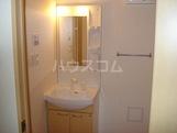 Illumina 105号室の洗面所